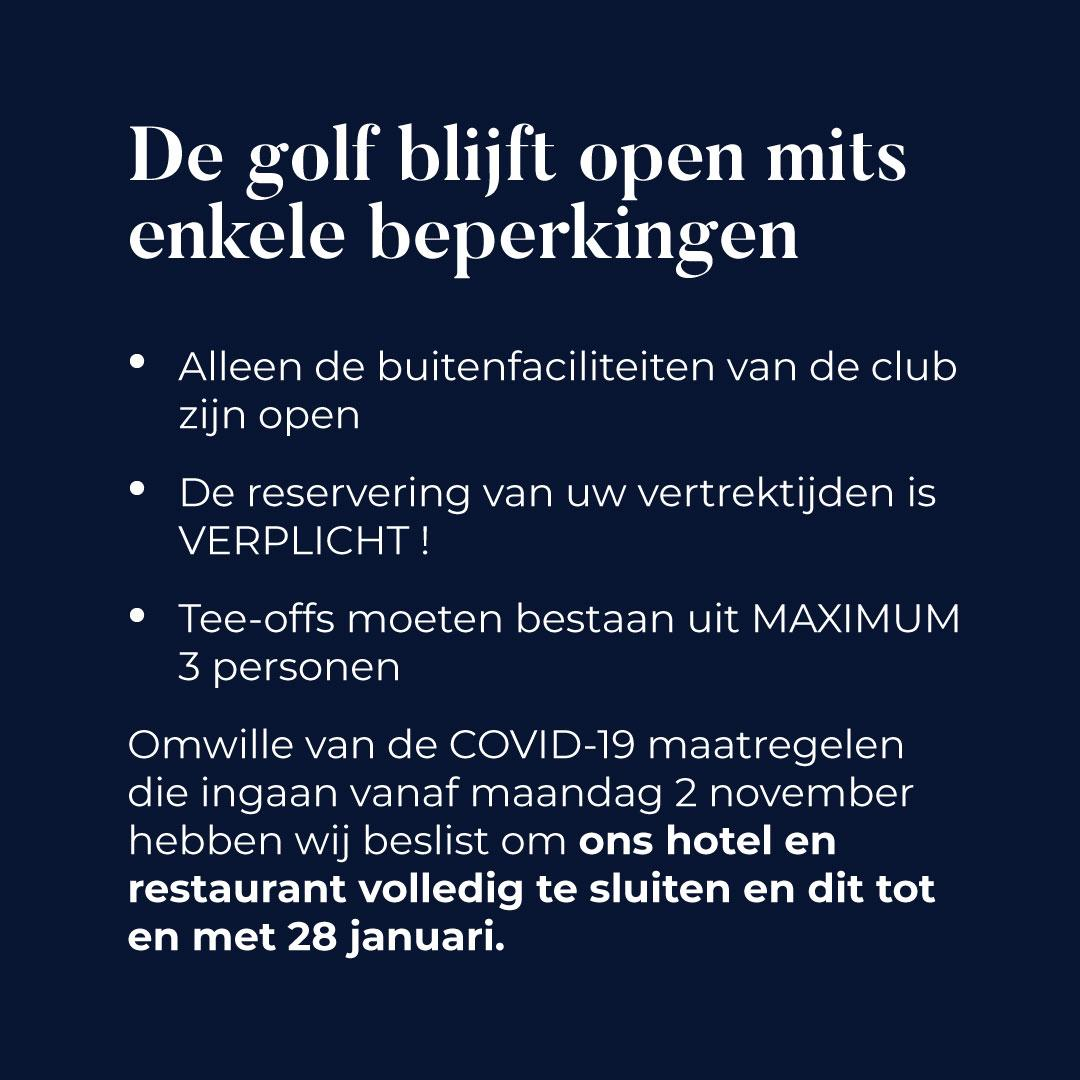 Covid message Nl