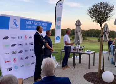 Golf Beat Cancer Durbuy